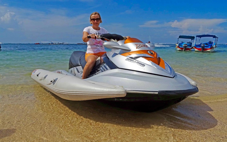 Photos of Sea Doo Jet Ski Boat Attachment