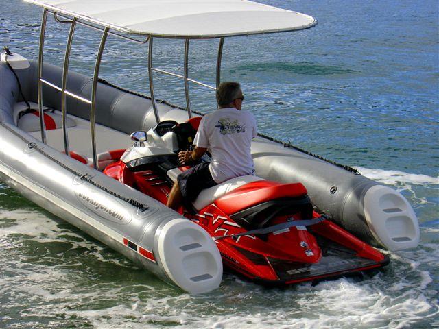 Dockitjet pwc jet ski rib boat photos for Fishing jet ski for sale
